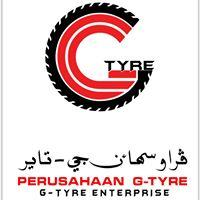Logo of G-Tyre Enterprise