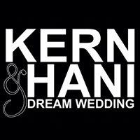 Logo of Kern & Hani Dream Wedding Boutique