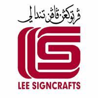 Logo of Lee Signcrafts
