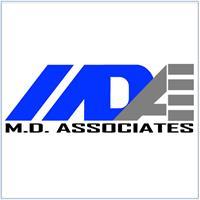 Logo of M.D. Associates