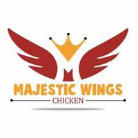 Logo of Majestic Wings Restaurant