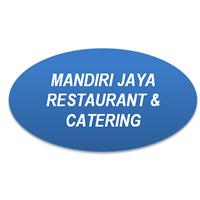 Logo of Mandiri Jaya Restaurant & Catering