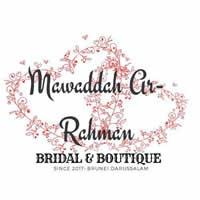 Logo of Mawaddah Ar-Rahman Bridal & Boutique