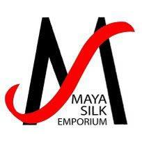 Logo of Maya Silk Emporium And Company