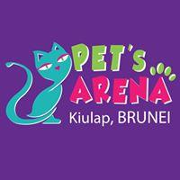 Logo of Pet's Arena Company