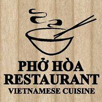 Logo of Pho Hoa Restaurant