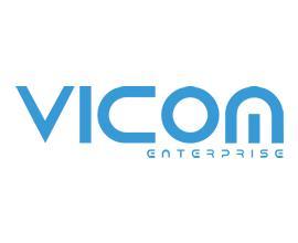 Logo of Vicom Enterprise