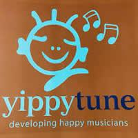 Logo of Yippy Tune Music School