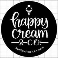 Logo of Happy Cream & Co.