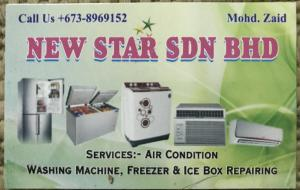 Repair Aircon / AC / Air Condition, Washer